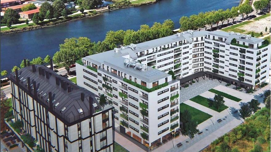 Una nueva oferta de 85 pisos en la antigua parcela de Tafisa