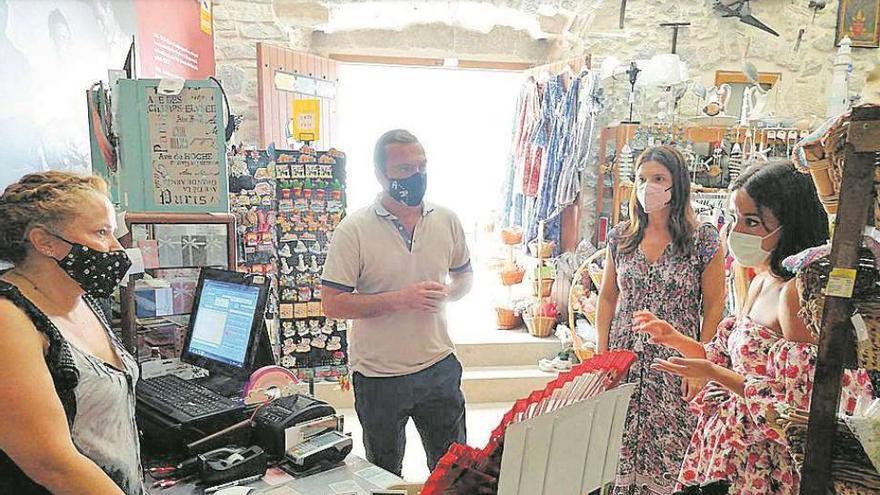 Peñíscola destina casi 500.000 € a ayudas a comercios por la crisis