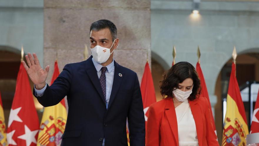 La Audiencia Nacional admite a trámite el recurso de Madrid contra la orden del Gobierno