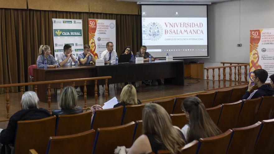 La Diputación de Zamora seguirá aportando 271.000 euros al Consorcio de la Escuela de Relaciones Laborales