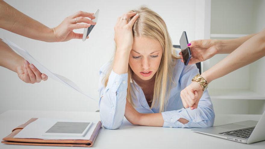 Asi es cómo el estrés pone en riesgo tu salud