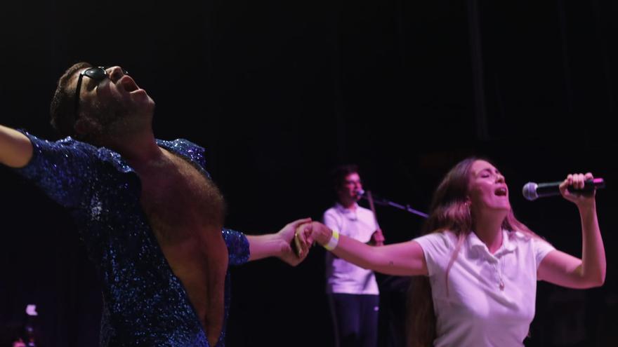Amaral, Ladilla Rusa y Arde Bogotá lideran el Benalfest
