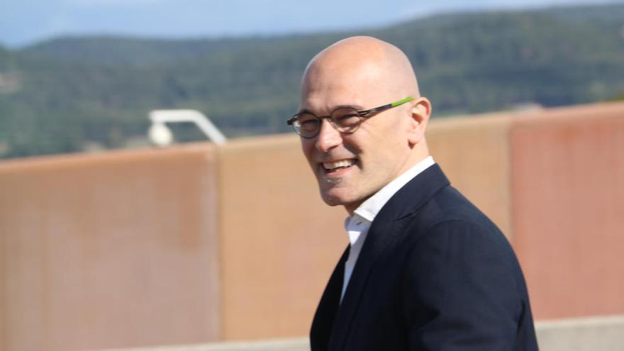 Raül Romeva guanya el Premi d'Assaig Irla 2020 amb «Ubuntu. La República cívica i global»