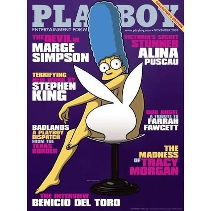 Las 10 portadas más míticas de la revista Playboy