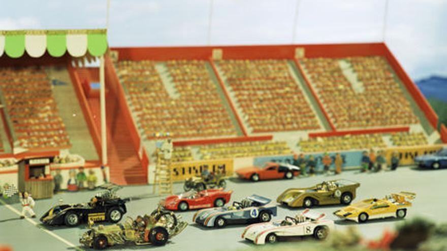 Grand Prix en la montaña de los inventos
