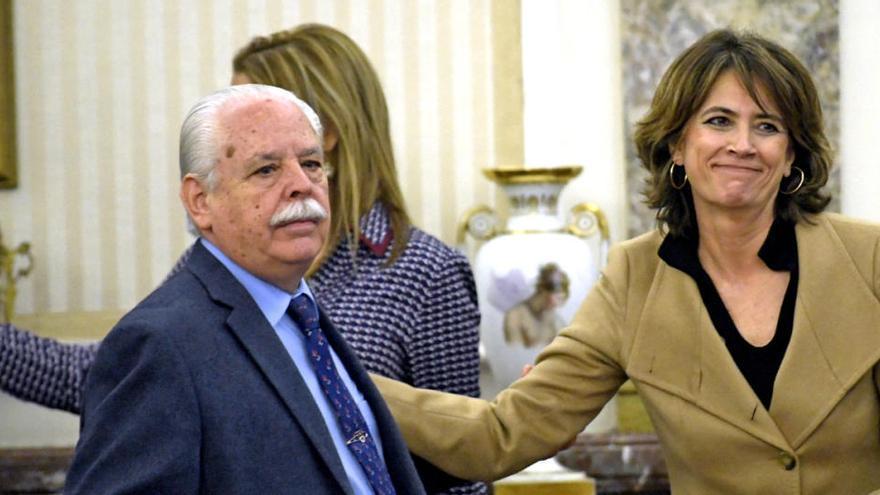 La Fiscalía abre una investigación tras la denuncia de presiones de Navajas