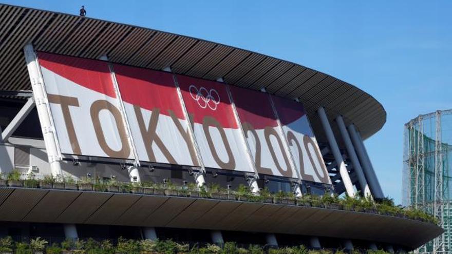 Detenido en Tokio un hombre por una presunta violación en el Estadio Olímpico