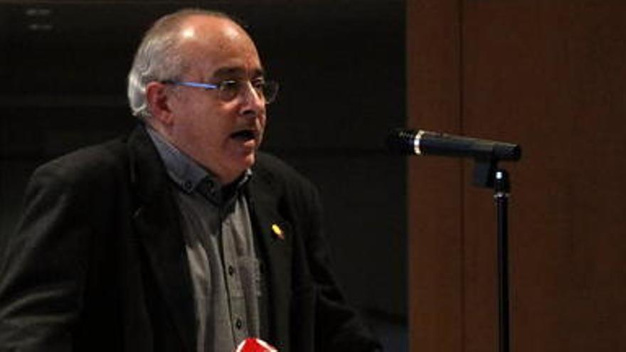 Bargalló s'oposa a una eventual fixació de l'ús de les llengües a l'escola
