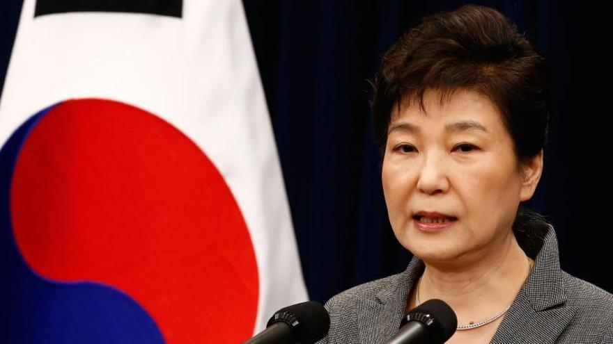El TC surcoreano avala la destitución de la presidenta