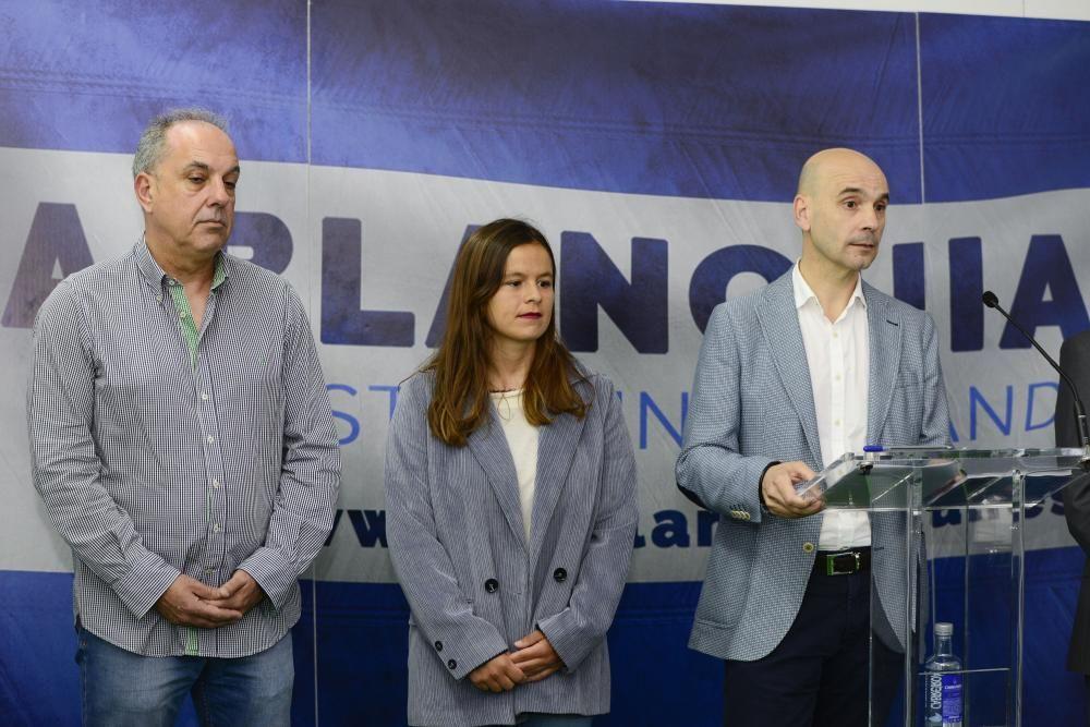 """El aspirante de La Blanquiazul palpa excesiva división, por lo que quiere formar una """"candidatura única que refleje todas las sensibilidades""""."""