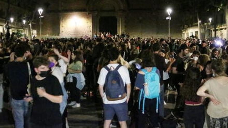 """Els Mossos tindran una presència """"més activa"""" el cap de setmana"""