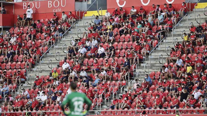 Bratwurst, Maske, kein Bier: So läuft jetzt ein Besuch im Stadion von Real Mallorca ab