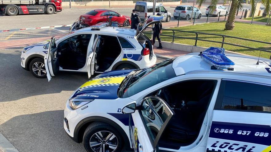Aprueban la incorporación de un nuevo coche patrulla para la Policía Local de El Campello