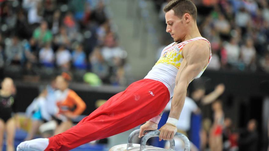 El valenciano Néstor Abad se cuelga la plata en el Mundial