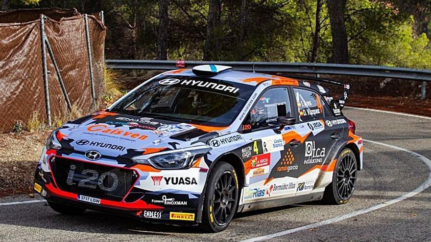 Vázquez y Ares suman en La Nucía su cuarto podio en la temporada nacional