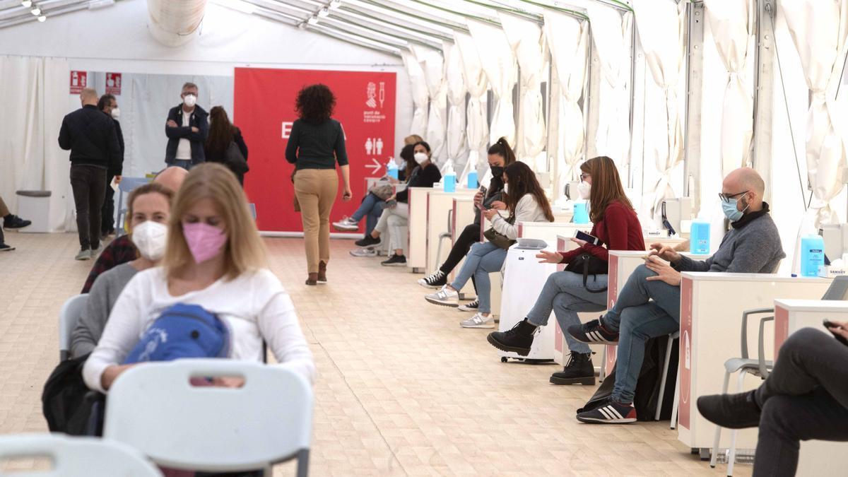 Casos de coronavirus hoy en la Comunitat Valenciana