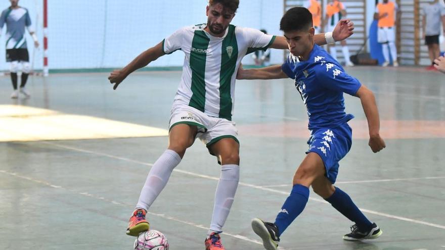 Córdoba Futsal Betis en imágenes