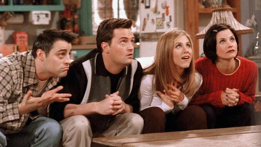 'Friends' cumple 25 años: ¿Qué dijo la crítica en su estreno?