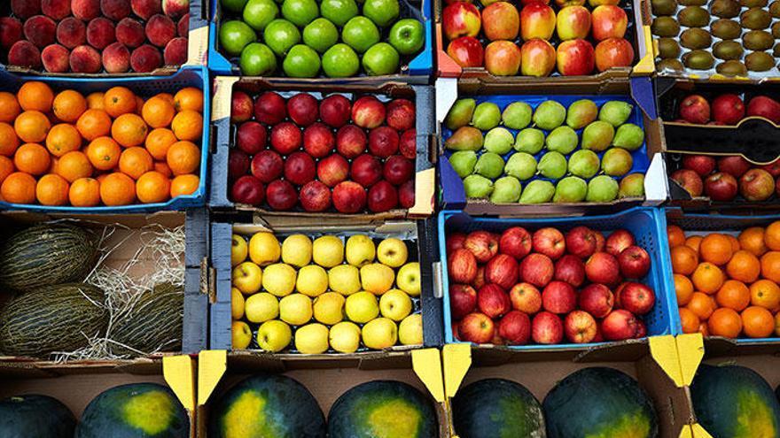 Carrefour compra 418.000 toneladas de fruta y verdura a productores nacionales