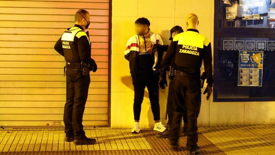 Detenido el presunto autor de una agresión sexual en Zaragoza