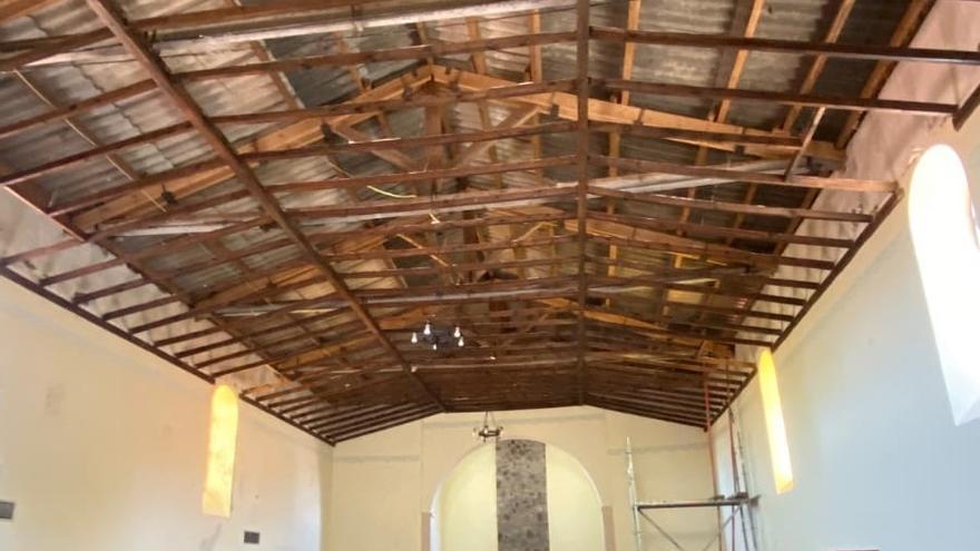 Vecinos de Sarracín de Aliste piden que comience la reforma de su iglesia