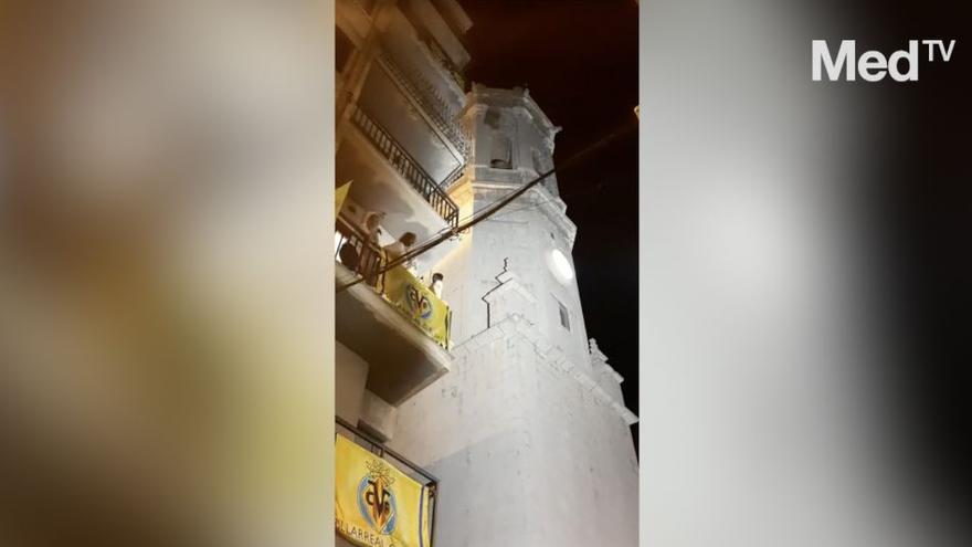 Las campanas de la Arciprestal ponen el ritmo en la noche más histórica de Vila-real