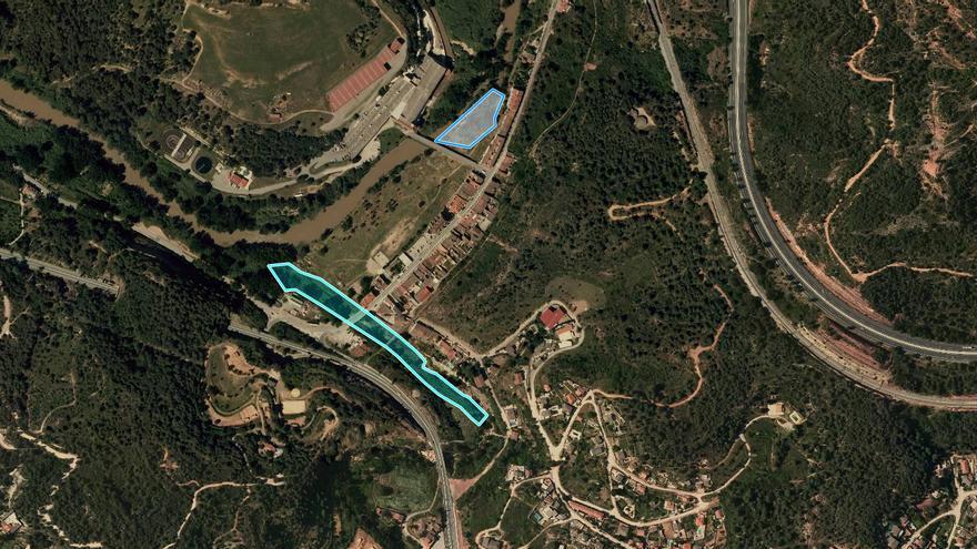 Castellbell i el Vilar licita les obres per arranjar la llera del riu Llobregat al barri de la Bauma