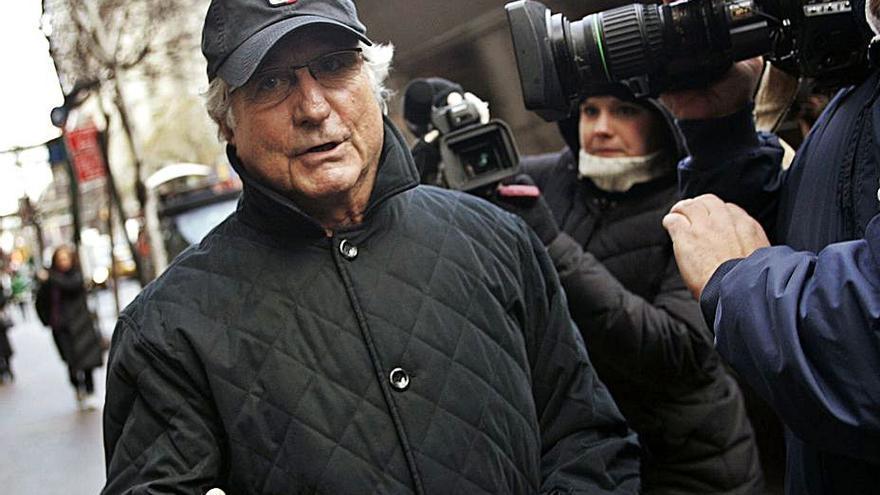 Muere en la cárcel Madoff, artífice de la mayor estafa piramidal de la historia