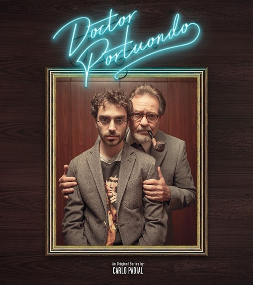Filmin se pasa a las series y estrena 'Doctor Portuondo' el 29 de octubre