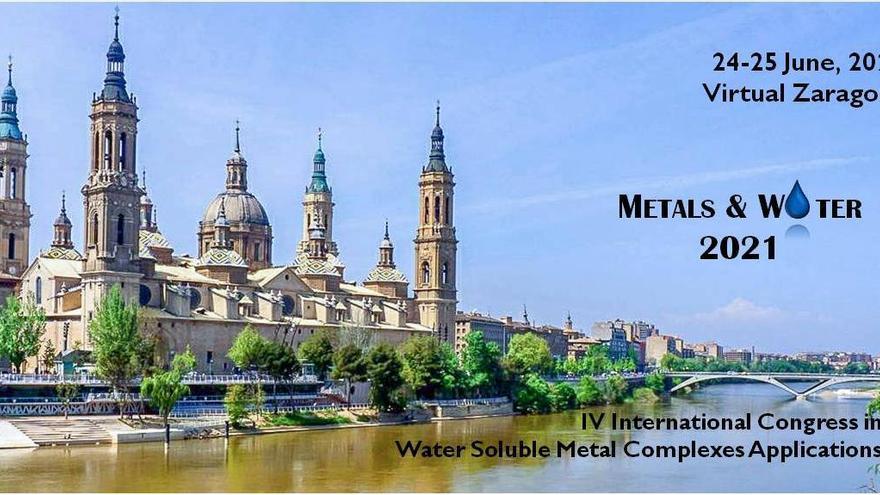 Zaragoza reúne a los mayores expertos en complejos metálicos solubles en agua