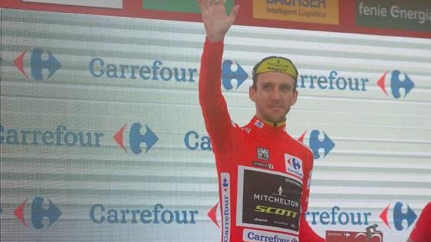 La Vuelta encara la darrera setmana amb tot per decidir