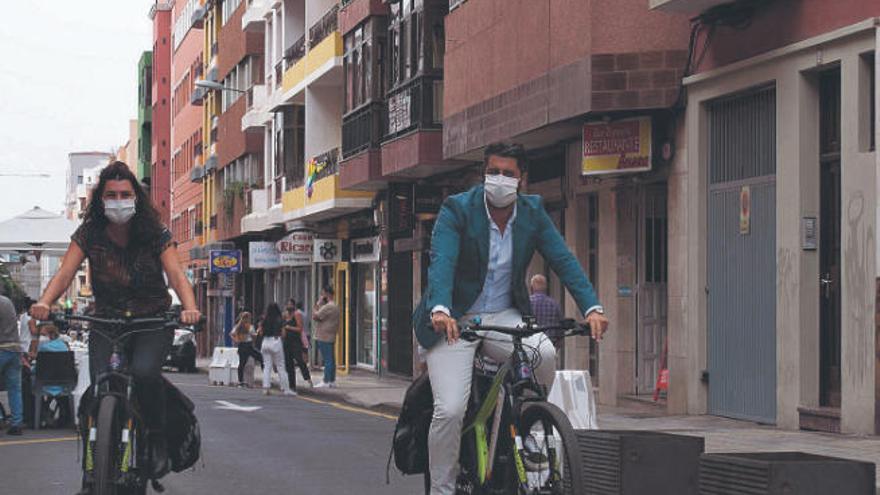 La Semana de la Movilidad se posiciona contra las ciudades creadas para hombres