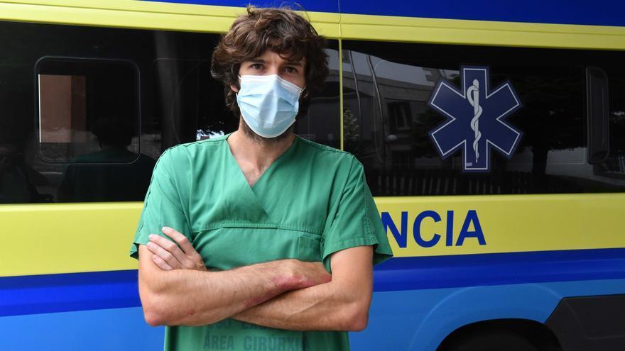 Sanidade confirma en A Coruña cinco casos de la variante Delta del coronavirus