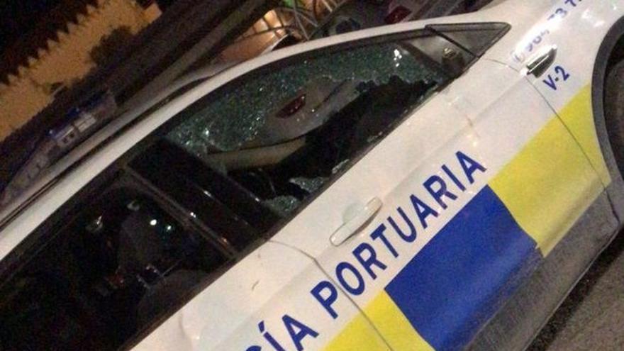 Un detenido y un policía herido en la suspensión de un concierto en Castellón