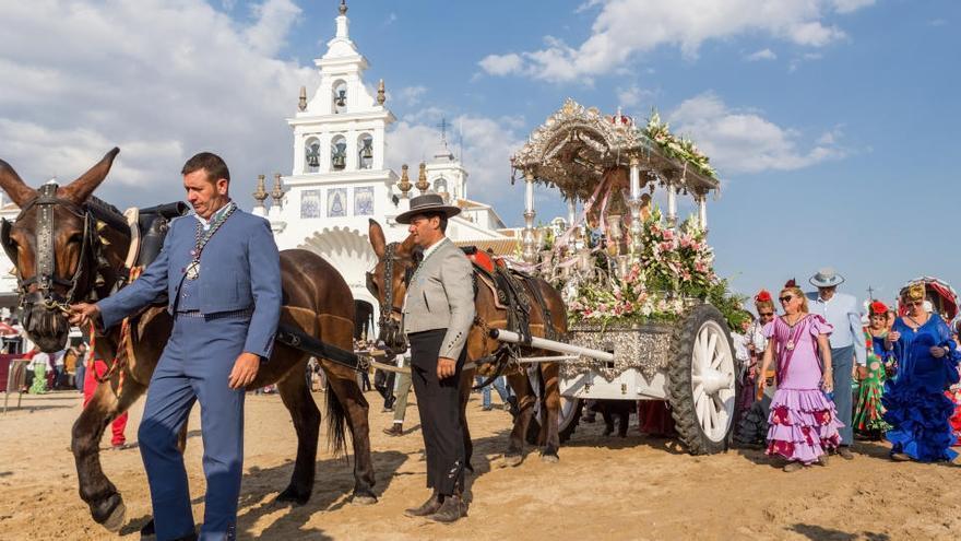 La Romería del Rocío, suspendida por segundo año consecutivo