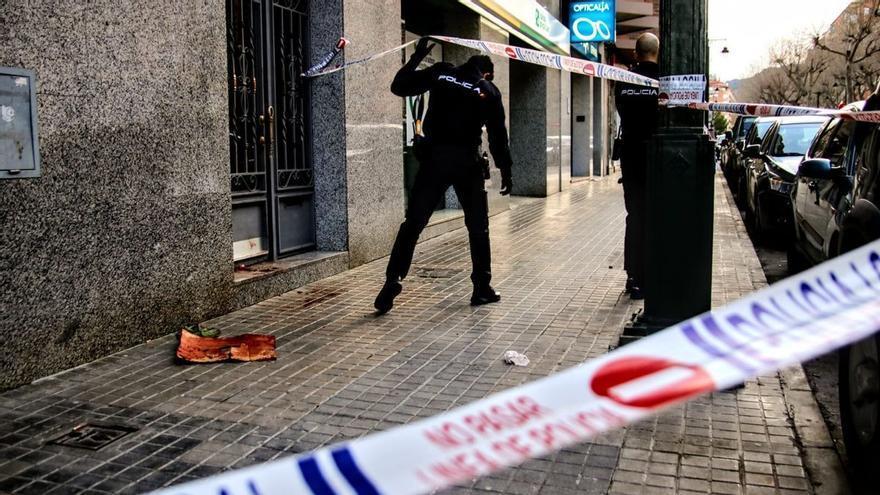 Se suicida tras herir a puñaladas a su mujer y sus dos hijos en Alicante