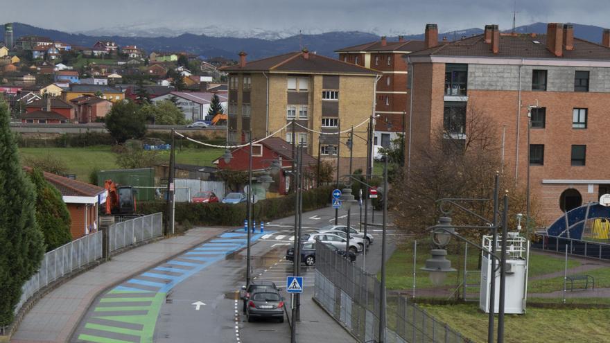 Lugones contará con 114 nuevas luminarias con tecnología LED