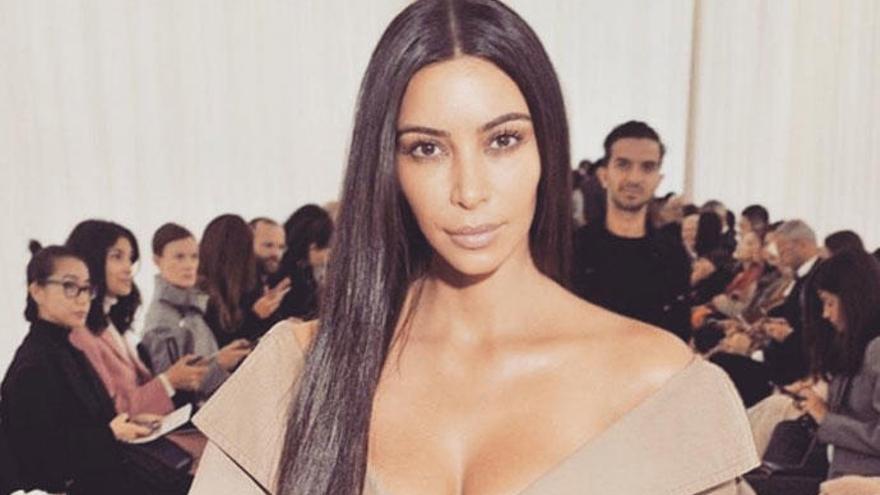 Detienen a 16 personas por el robo a Kim Kardashian