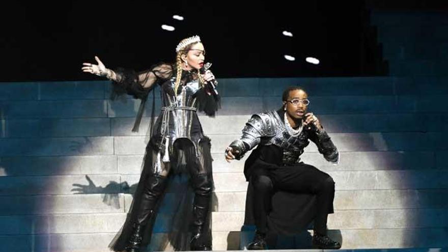 """Madonna responde a sus haters de Eurovisión: """"Fuck you, bitches"""""""