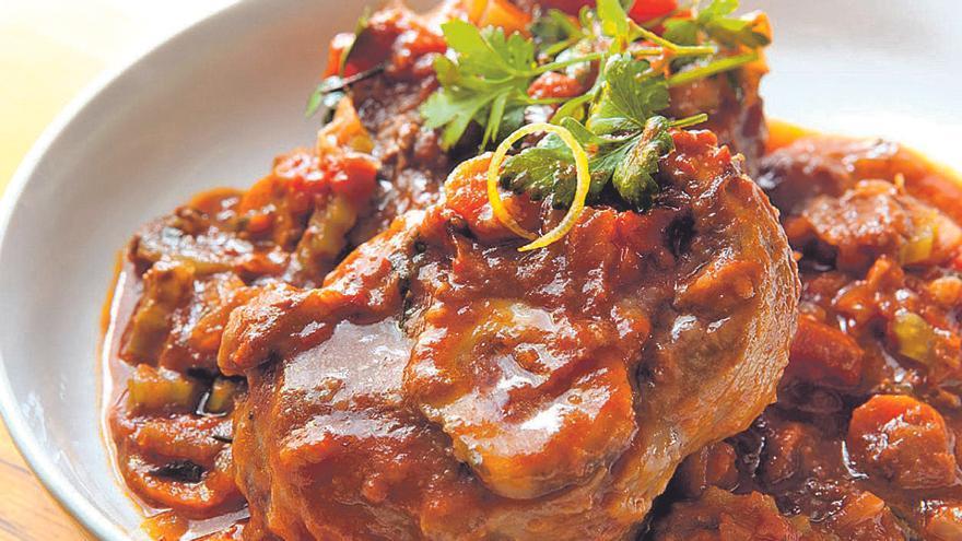 Larkin, la soledad, el ossobuco y las salsas asturianas