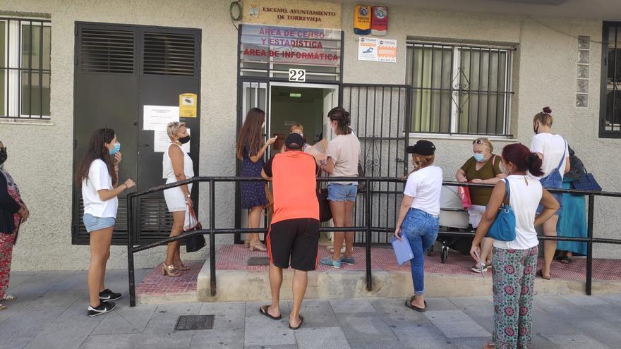 Torrevieja pide ayuda a la Seguridad Social para resolver el caos en la gestión del Censo
