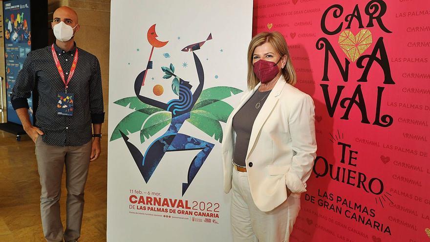 El Carnaval de la Tierra ya tiene cartel diseñado por Vicent Ramón Pascual