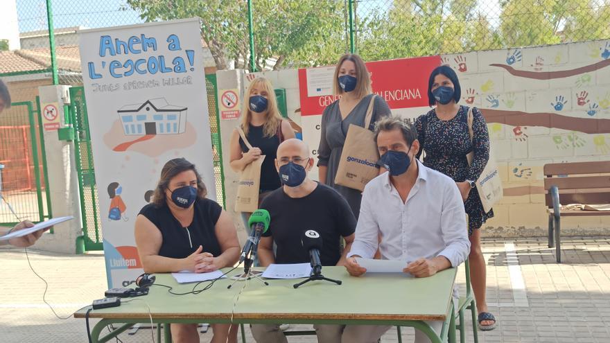 La AMPA Gonzalo Anaya insta a luchar contra el absentismo escolar