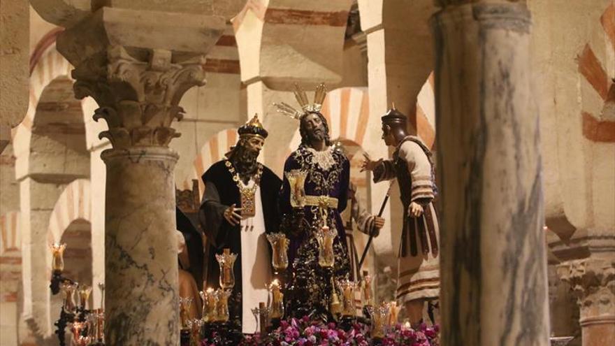 Nuestro Padre Jesús del Perdón no irá a la Magna