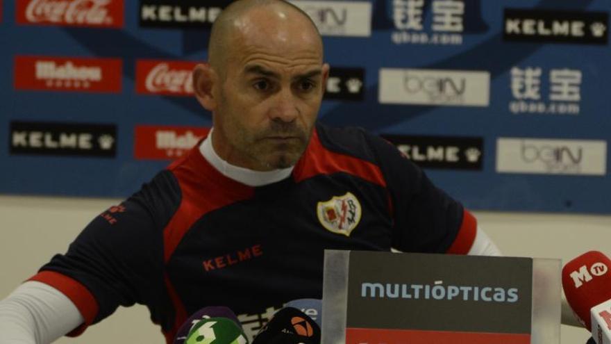 Paco Jémez vuelve al Rayo casi tres años después