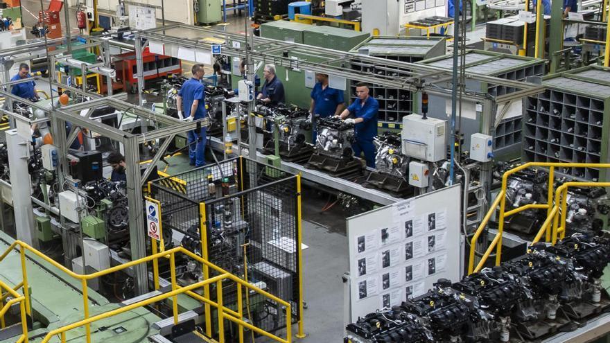 La industria auxiliar de Ford confía en que Almussafes reciba otros modelos
