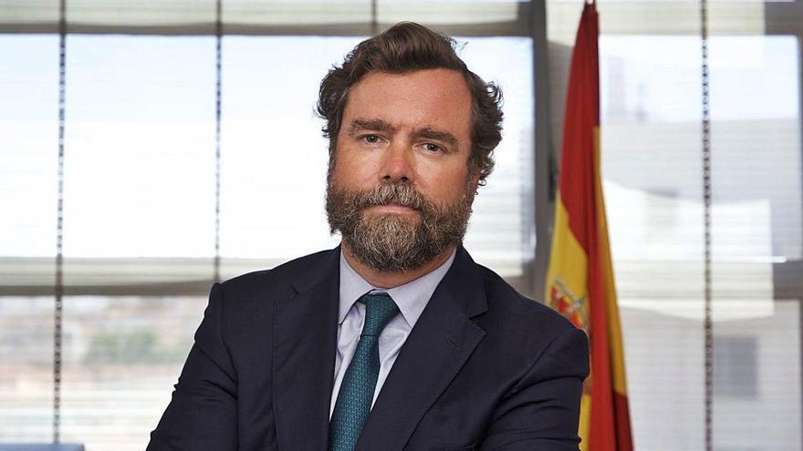 """Iván Espinosa de los Monteros: """"Se debería incrementar, y mucho, la zona de regadío en Murcia"""""""