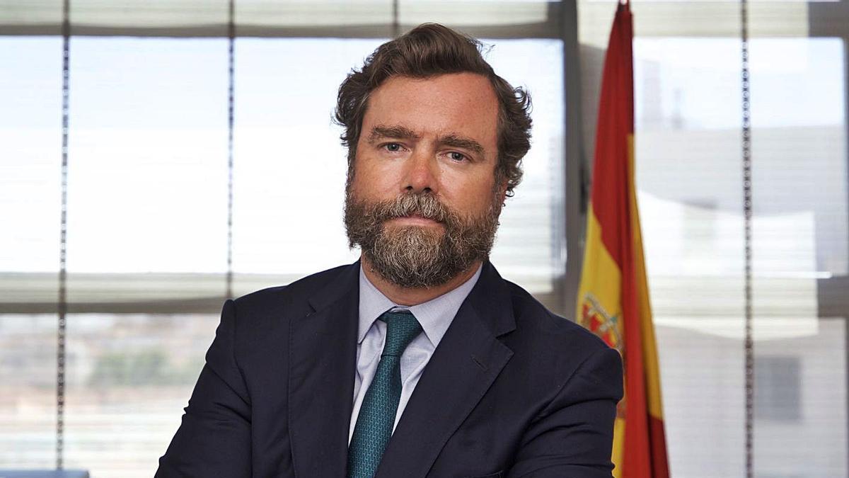 Iván Espinosa de los Monteros visita hoy la Región de Murcia