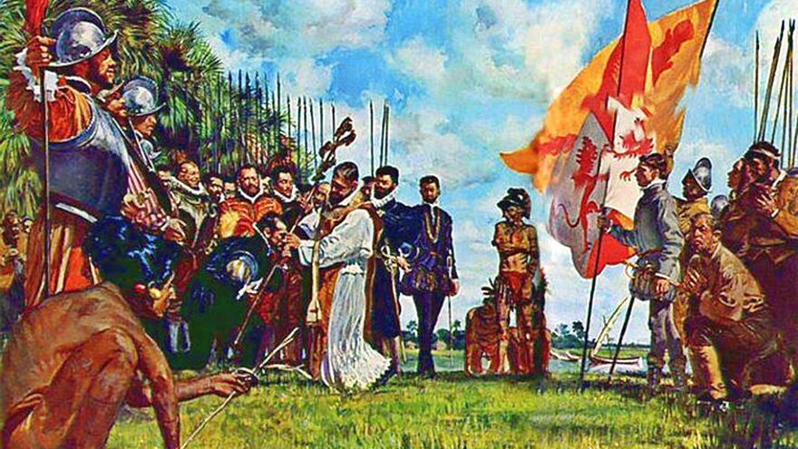 Hallan el rastro histórico de 81 pioneros asturianos de la colonización de Florida