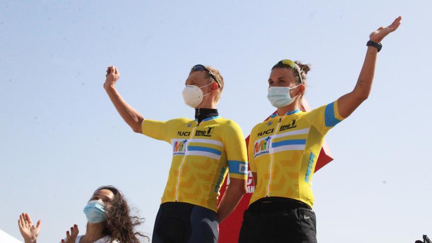 Helminen y Huitfeldt, campeones de esta cuarta edición de la  EPIC Gran Canaria